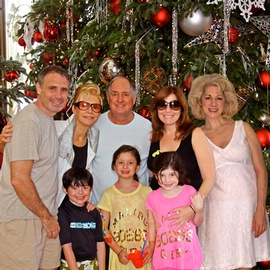 Neil & Leba Sedaka and Family